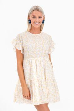 Farrah Dress in Mari
