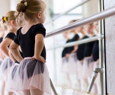 Heading into a ballet class for the first time can be intimidating. We have created a list of barre exercises you can expect! by @Sheena Jeffers