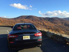 On Skyline Drive, make way for a rented Maserati. (Are you listening, deer?) - The Washington Post
