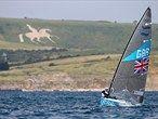 Ainslie expecting tough test - London 2012 Olympics