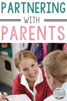 It seems like teachers everywhere are hesitant and maybe even afraid of partnering with parents of students in their classes -- and sometimes they have reason to be worried about it! But, so much can be gained by working toward strong parent-teacher relationships. This blog post shares actionable, helpful tips for parent contact and for building positive relationships with your students' parents. Click through to read! #teachertips #teachingtips #classroommanagement #behaviormanagement Classroom Procedures, Classroom Management, Classroom Ideas, Parent Teacher Communication, Parent Teacher Conferences, Social Studies Lesson Plans, Math Lesson Plans, Parents As Teachers, New Teachers