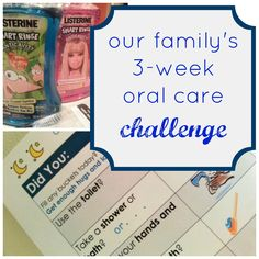keeping kids' teeth clean during a candy-filled month #weteach