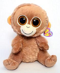 2d04147c0b1 TY Beanie Boos - CASANOVA the Valentine Monkey ( Beanie Baby Size ...