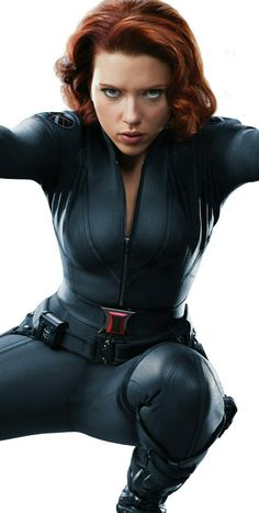 Scarlett Johansson as Black Widow Marvel Dc, Marvel Comics, Marvel Women, Marvel Girls, Marvel Heroes, Captain Marvel, Captain America, Black Widow Avengers, Avengers 2012