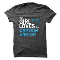 i am CAPTION WRITER T Shirts, Hoodies, Sweatshirts. CHECK PRICE ==► https://www.sunfrog.com/LifeStyle/i-am-CAPTION-WRITER-59982623-Guys.html?41382