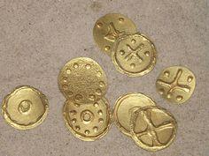 výroba mincí do pokladu