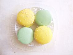 Macaroons are seriously the prettiest, most delicate dessert.  #thinkspring #macaroon #delicious #dainty #beautiful