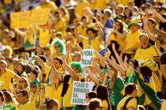 Abertura da COPA Brasil 2014