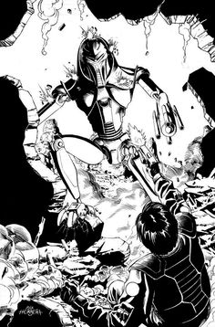 New Battlestar Galactica Season Zero Art #06 (Pencil)//Jackson Herbert/H/ Comic Art Community GALLERY OF COMIC ART