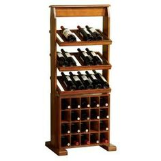 Home Decorators Collection Guarda 55-1/4 in. H x 15 in. W x in. 23 in. D Wine Cabinet-CM-AC252 at The Home Depot