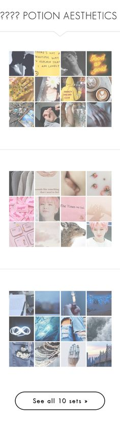 """""""⠀⠀⠀⠀【 POTION AESTHETICS 】"""" by allvring ❤ liked on Polyvore"""