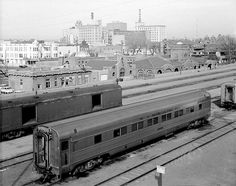 Albuquerque Train Yards