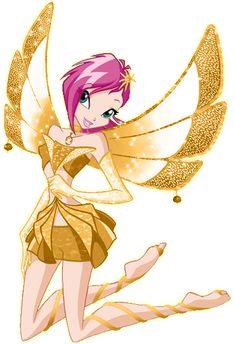 Tecna Gold Enchantix By AlexaSpears1333 On DeviantART