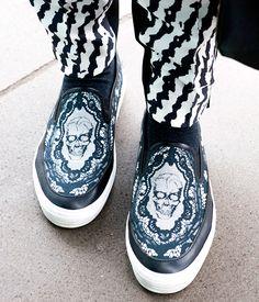Street style: the fash pack's dream shoes / Street style: les chaussures de rêve de l'élite fashion