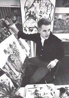 Bob Peak (1927 - 1992)