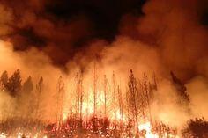Rim Fire, California.  http://setcomcorp.com/firewireless.html