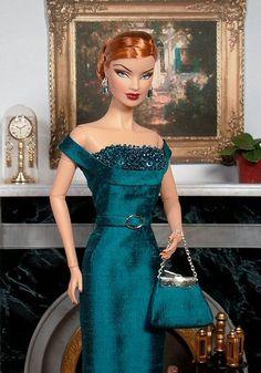 Beaded Sheath - Cindy's Clasic Creations - Barbie Fashion
