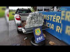 Noticias no Blog: PRF apreende cocaína avaliada em R$ 3 milhões em A...