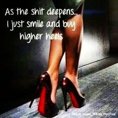 Here you go ladies.... more #Shoes!