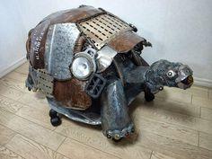 El Arte animal (Reciclado)