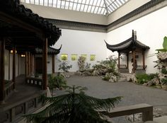 Description: The Astor Chinese Garden Court: Lesson Plan   Explore the Museum's Astor Chinese garden court and enhance students' understanding of how traditional Chinese gardens reflect the concept of yin and yang and how material selection and design can convey ideas about the human and natural worlds. #Teachers #Education #K12