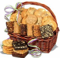 Satisfy their sweet tooth with this impressive basket! Whether you need treats to satisfy guests or are looking for a sweet gift, this beaut...