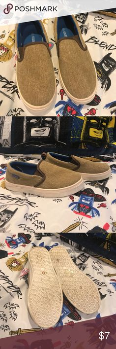 Oomphies Slip On Shoes Gently used Oomphies Slip On boy shoes • Perfect for the warmer months Oomphies Shoes Dress Shoes