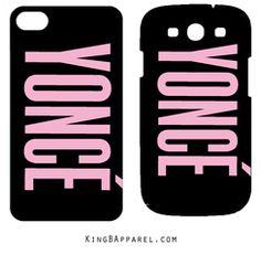 YONCÉ Phone Case