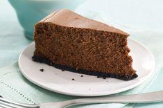 """Cheesecake de chocolate y """"ancho"""" Receta - Comida Kraft"""