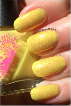 Let Your Hair Down & Take a Selfie - SuperChic Lacquer