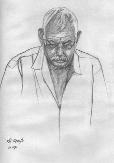Karl-Heinz Geiß (* 08. September 1936 in Gustavsburg) ist ein deutscher Maler. Seine künstlerische Werke umfassen verschiedene Techniken; Malerei (Öl auf Leinwand und Holz); Zeichnung, Aquarell, Buntstifte, u. a. Geiß hielt Landschaften, Urlaubsimpressionen, Menschen und Tiere fest. Auch malte er gerne Stillleben Heinz, Portrait, September, Art, Oil On Canvas, Still Life, Landscapes, People, Drawing S