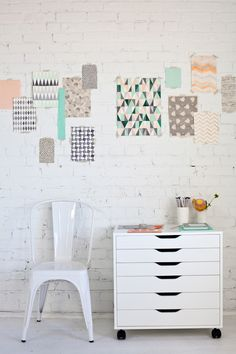 Color Me Pretty via Decor8