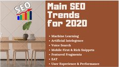 15 Vital SEO Trends for 2020 that You Must Know to Boost Business New Employee, Local Seo, User Experience, Machine Learning, You Must, Stay Tuned, Search Engine, Digital Marketing, Technology