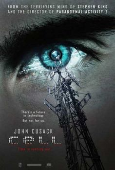 SYNOPSIS:  When a mysterious cellphone sign causes apocalyptic chaos, an artist is set to reunite along with his younger son in New England.  REVIEW:  A film starring John Cusack and Samuel L. Jackson is one which was certain to catch my consideration.   #cell #John Cusack #Samuel L. Jackson