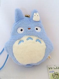 My Neighbor Totoro Chu Totoro Coin Purse With Metal Snap Pouch Studio Ghibli