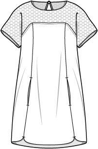 Image result for wgsn mini skirt cad