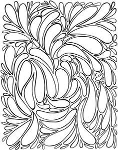Free Coloring Page for Adults or Kids! All you need to do is download the link in this post, print, and then color until your heart is content. ENJOY :)