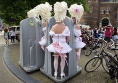 Queen's Day, Amsterdam 2012