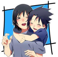 Itachi and Sasuke. Sasuke X Itachi, Naruto Uzumaki, Anime Naruto, Boruto, Naruto Images, Naruto Pictures, Naruto Cute, Naruto Funny, Naruto Teams