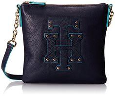 Tommy Hilfiger Patch Cross Body Bag, Navy, One Size Tommy Hilfiger http://www.amazon.com/dp/B00VYXZ9DU/ref=cm_sw_r_pi_dp_wRB8vb19RMP94