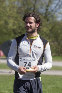 Swedish Prince Carl Philip runs the Lilla Barnets race in Haga Park on Prince Carl Philip, Princess Sofia Of Sweden, Royal Families Of Europe, Swedish Royalty, Handsome Prince, Its A Mans World, George Vi, Royal House, My Dear Friend