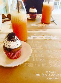 Cordoba  Argentine Maria Antonieta Cupcakes