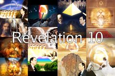Revelation 10 (without title) Revelation 10, Poster, Painting, Art, Art Background, Painting Art, Kunst, Paintings, Performing Arts