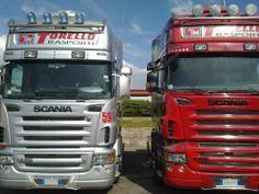 scania r500 v8 torello trasporti
