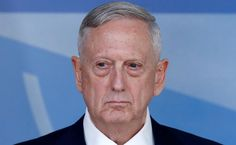 """Defense Secretary Jim Mattis speaks out after Trump's condemnation that the """"fake news media"""" is """"the enemy of the American people"""""""