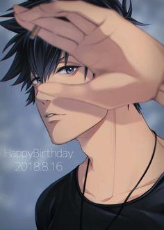 ~That eyes are so good! Badass Anime, Anime Demon, Anime Manga, Anime Art, Dark Anime Guys, Hot Anime Boy, Anime Boys, Passe Psycho, Kogami Shinya