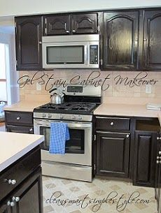 How To Refinish Mdf Thermofoil Cabinets  Cabinet Furniture Prepossessing Refinishing Kitchen Cabinets Design Ideas