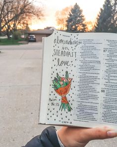 Bible Journaling ideas (Psalm Abound in steadfast love Bible journaling art Bible Drawing, Bible Doodling, Love Scriptures, Bible Verses Quotes, Jesus Quotes, Journaling, Psalm 86, Slow To Anger, Jesus Bible