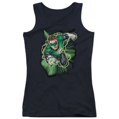 "Checkout our #LicensedGear products FREE SHIPPING + 10% OFF Coupon Code ""Official"" Jla / Green Lantern Energy - Juniors Tank Top - Jla / Green Lantern Energy - Juniors Tank Top - Price: $29.99. Buy now at https://officiallylicensedgear.com/jla-green-lantern-energy-juniors-tank-top"