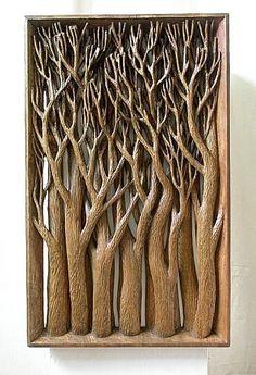 Evgeniy Userdnov #Woodcarvings